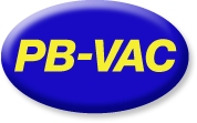 Logo of PB Vac Cleaners and Spares